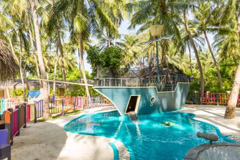 Lux - perfect for Maldives with kids