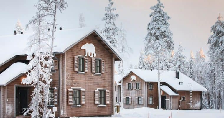 5 Luxury Family Hotels for Christmas Lapland Breaks