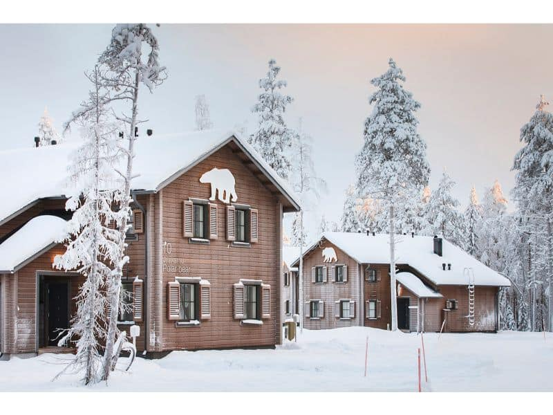 Gulo Gulo Luxury Family Hotels for Christmas Lapland Breaks