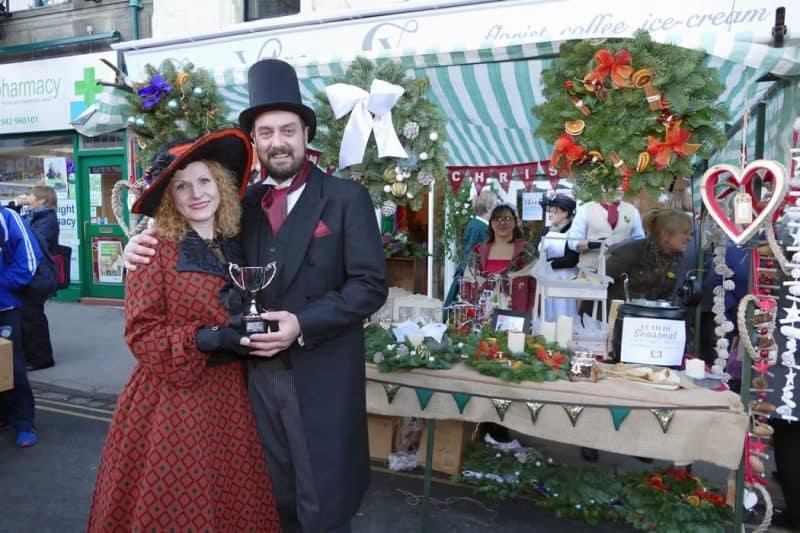 Otley Victorian Christmas Fayre