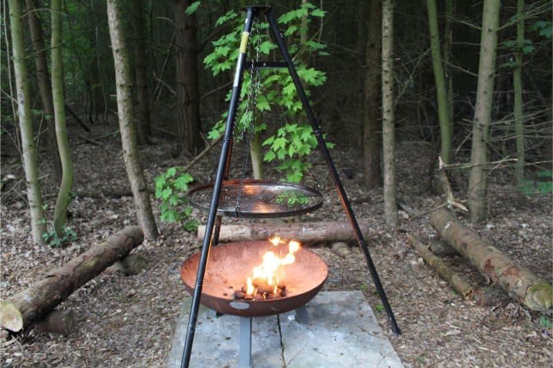 Firepit BBQ