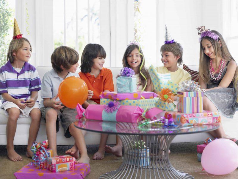 Gift ideas for when your children celebrate a milestone birthday