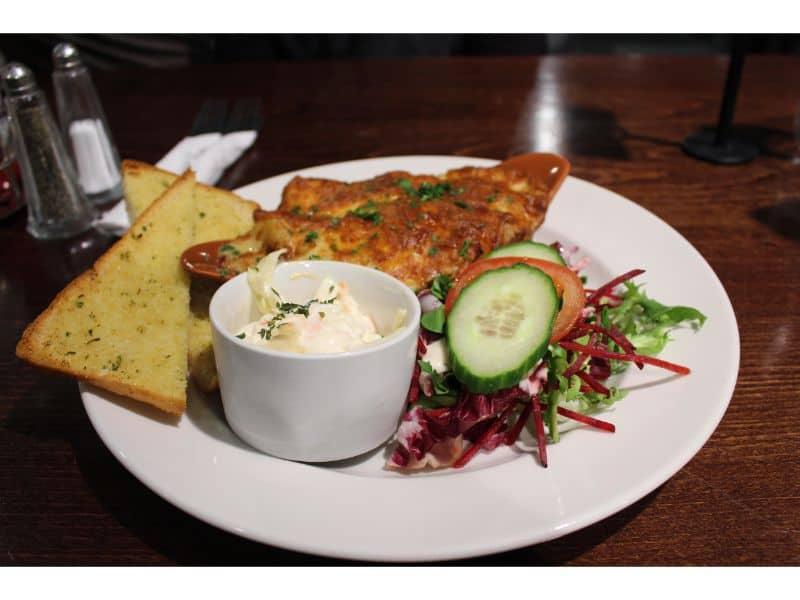 Tartiflette - Snozone Alpine Cafe Review