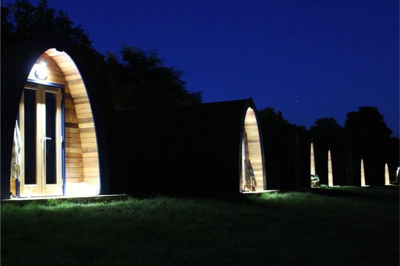 Stargazing Pods at Alton Towers Review