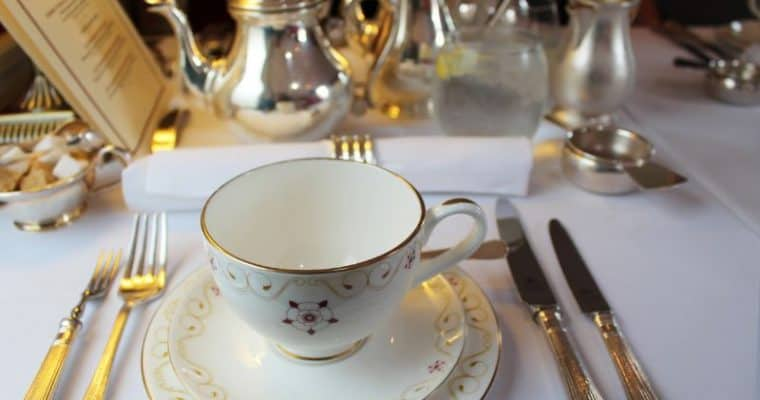 Afternoon Tea in a Railway Carriage – The Countess of York Review