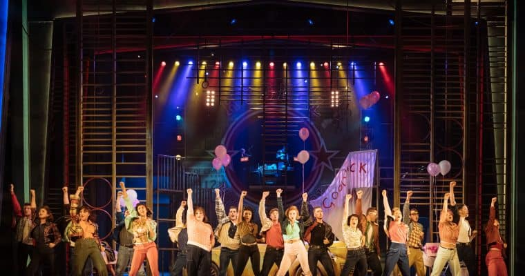 Grease at the Leeds Grand Theatre – Review