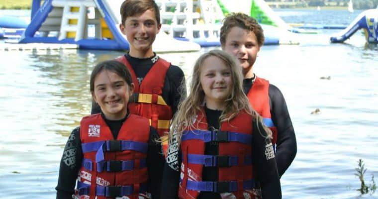 The Amazing Aquapark Rutland Water Park Review