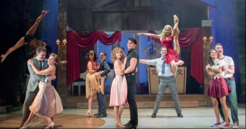 Dirty Dancing - Leeds Grand Theatre Photo credit Alastair Muir