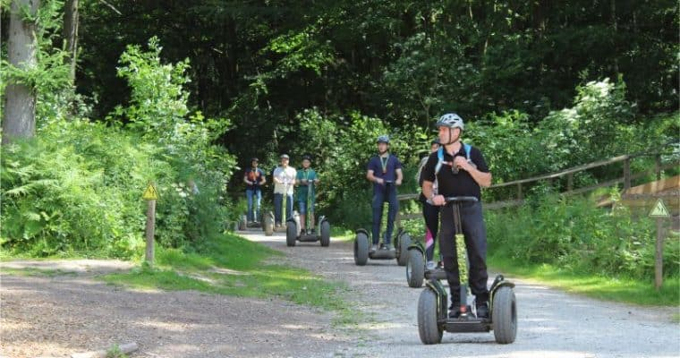 Go Ape Dalby Forest Review – Segways and Tree Top Adventures