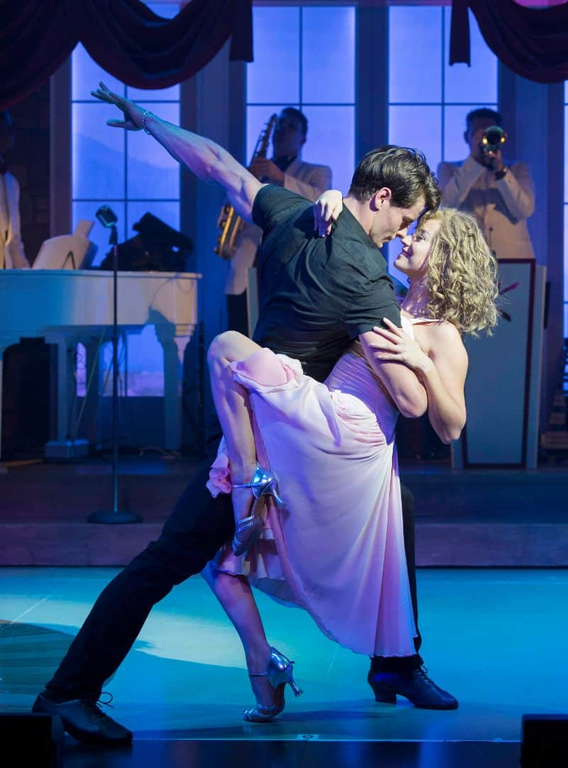 Dirty Dancing Leeds Grand Theatre; Photo credit Alastair Muir
