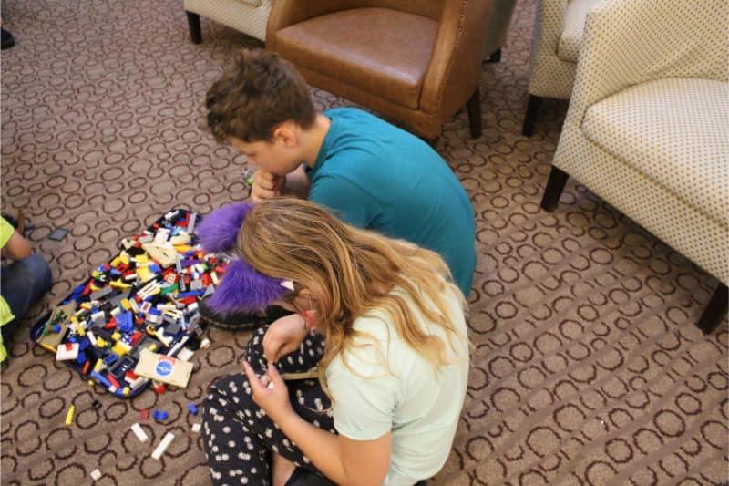 Lego Model Challenge