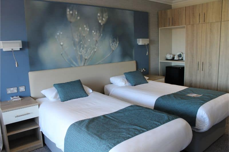 Premium Hotel Room at Potters Resort