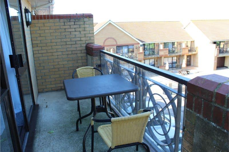 Premium Hotel Room Balcony