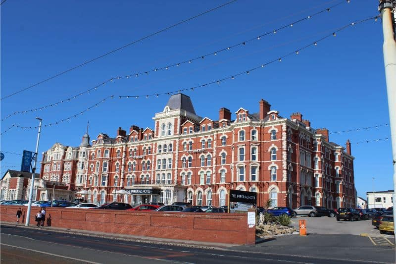 The Royal Suite at The Imperial Hotel, Blackpool – Review