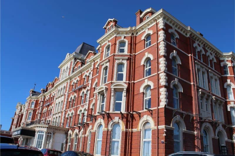 The Royal Suite at The Imperial Hotel Blackpool Review