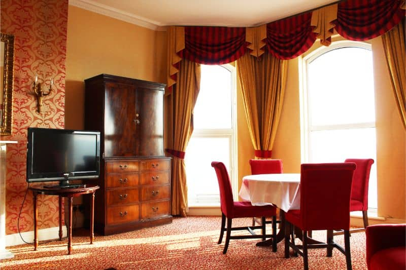 The Royal Suite At The Imperial Blackpool