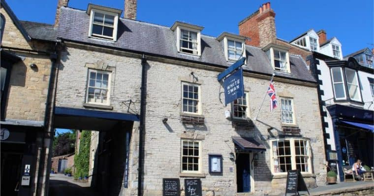 The White Swan Inn at Pickering, North Yorkshire – Review