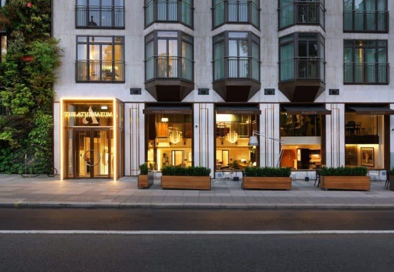 Atheneum Family Friendly Hotel London