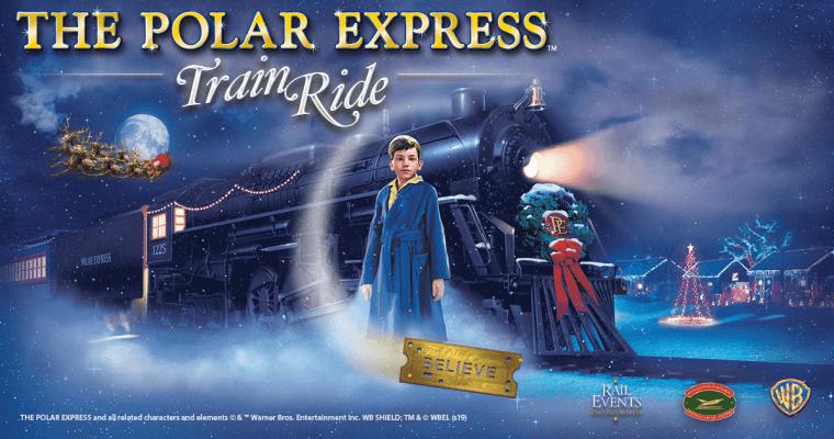 10 Santa Express and Polar Express Train Rides – UK