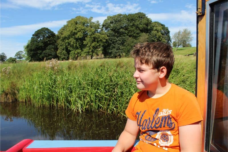 Canal boat hire in Yorkshire