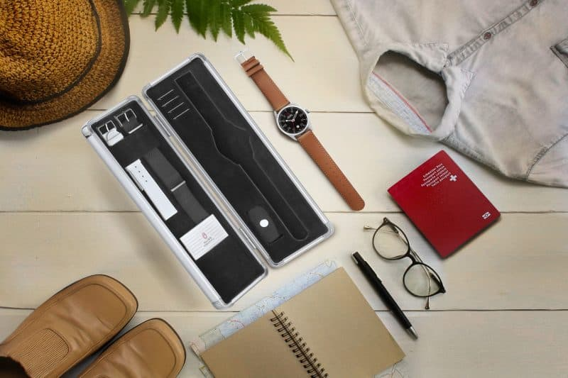 A perfect watch for travellers