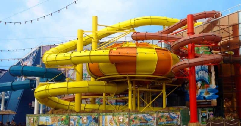 The Sandcastle Waterpark at Blackpool – Review