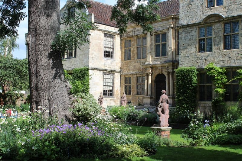 What's to see at Treasurer's House, York?