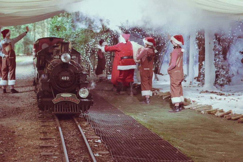 Santa Train Essex