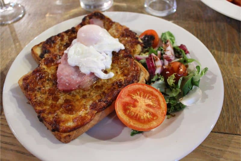 Cafe Cargo Rarebit