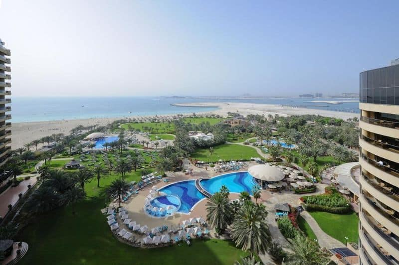 Family resorts Dubai