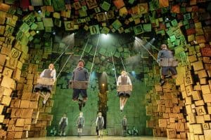 Royal Shakespeare Company's Matilda the Musical