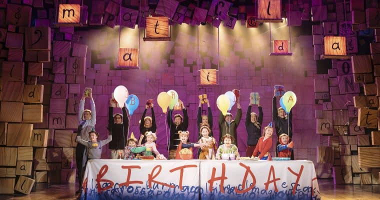 Matilda the Musical at London's Cambridge Theatre – a review