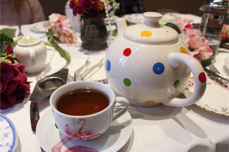 Alice in Wonderland Afternoon Tea Taj 51 Buckingham Gate, London