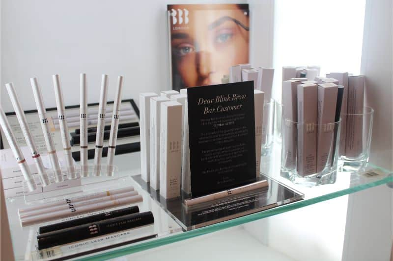 Blink Brow Bar York Review