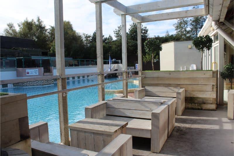 Outdoor Swimming Pool Primrose Valley