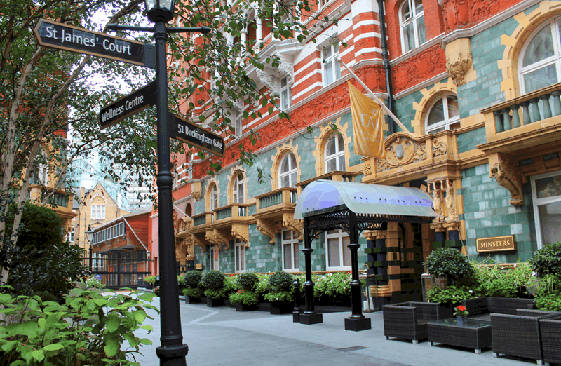 A Luxury Family Stay at St James' Court, a Taj Hotel London – Review
