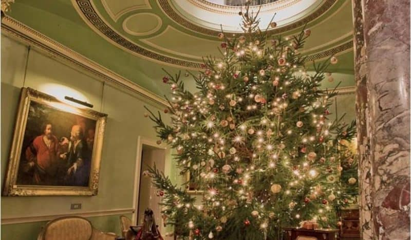 Tatton Park Christmas events near Manchester