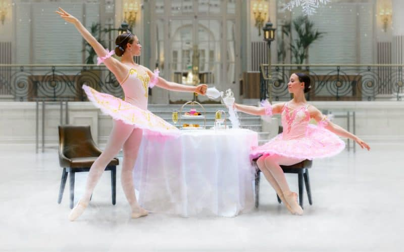 Nutcracker Kids Afternoon Tea London