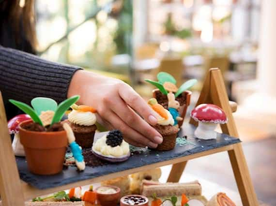 children's afternoon tea in London