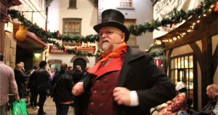 A Dickensian Christmas at York Castle Museum 2019
