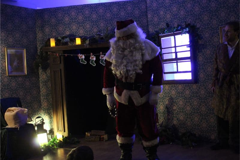 A Dickensian Christmas at York Castle Museum