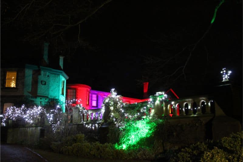 Lotherton Hall The Christmas Experience Leeds