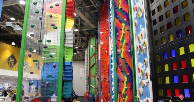 Climbing Birthday Party at Rock Up Hull Review