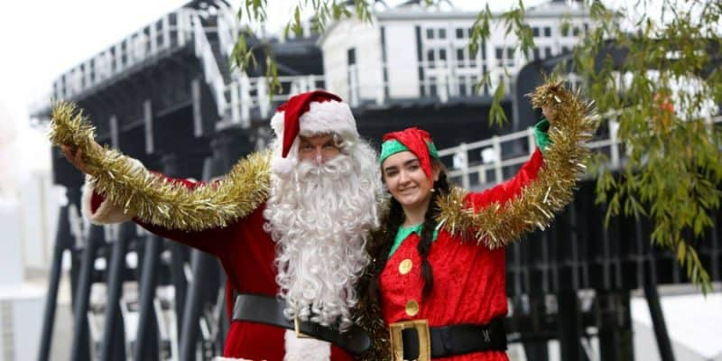 Christmas events in Cheshire