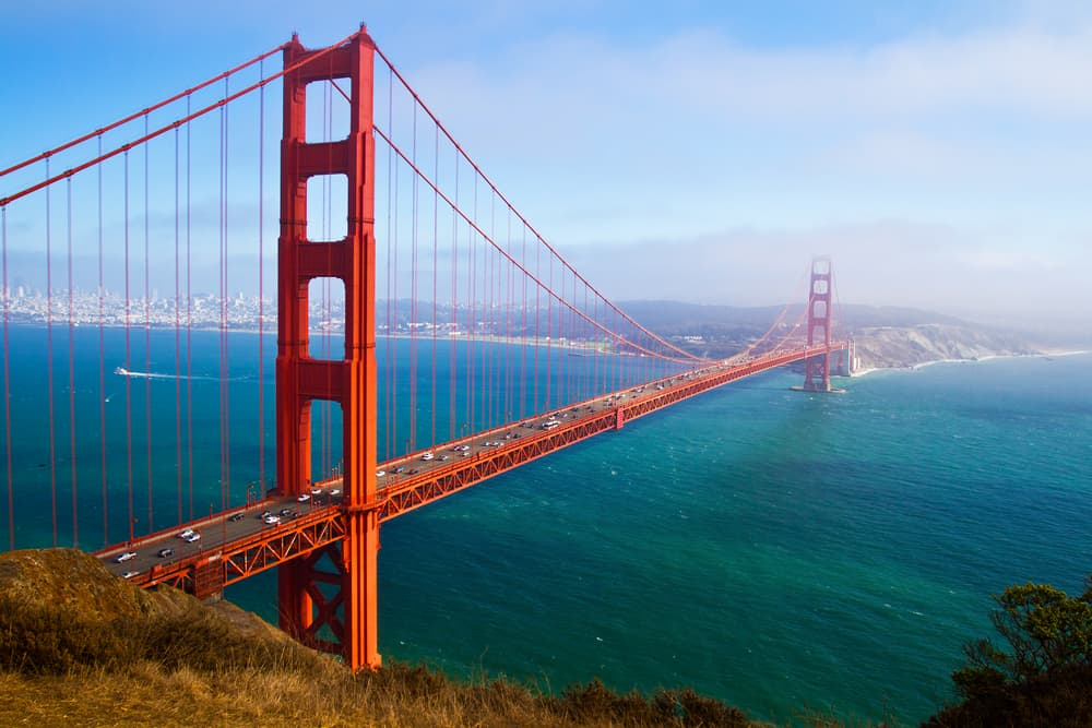 Travelling Outside The UK? Why San Francisco Should Be On Your List
