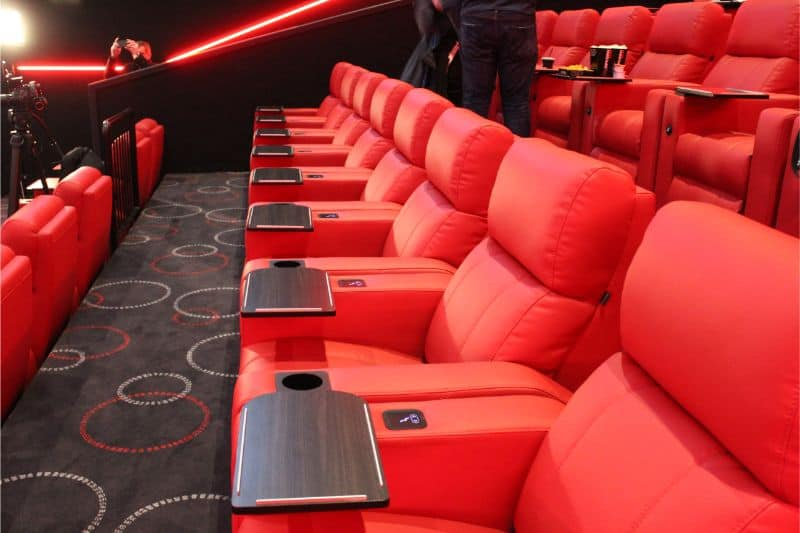 Have a look at The VIP Room at Cineworld York!