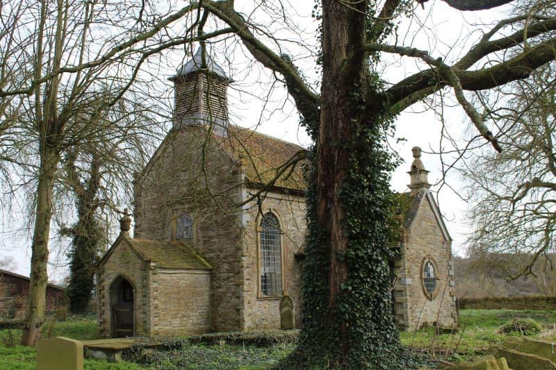Billesley Church