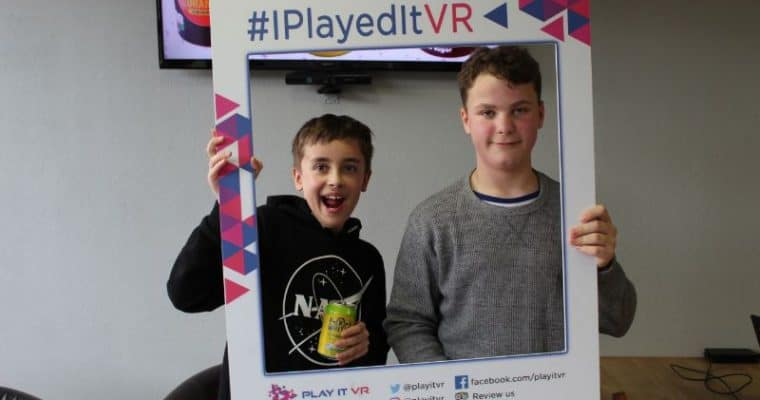 Play it VR – Virtual Reality Games in York – Review