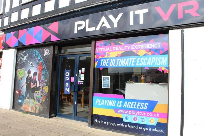 Play it VR York