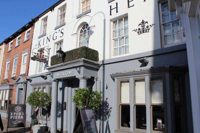 The King's Head in Beverley – Restaurant Review